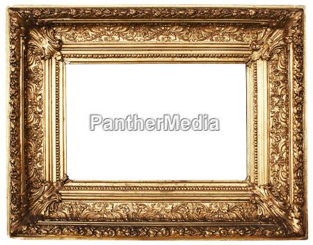 golden, picture, frame, landscape - 440912