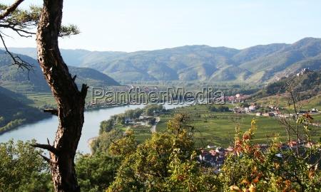 autumn day in the wachau