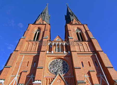 uppsala, cathedral - 444425