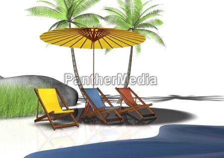 at, the, beach - 447883