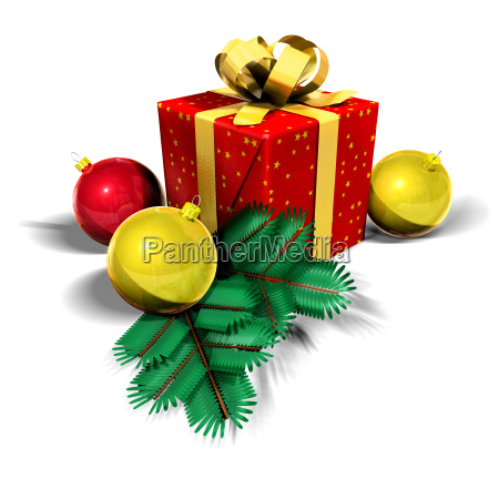 christmas, present - 447925