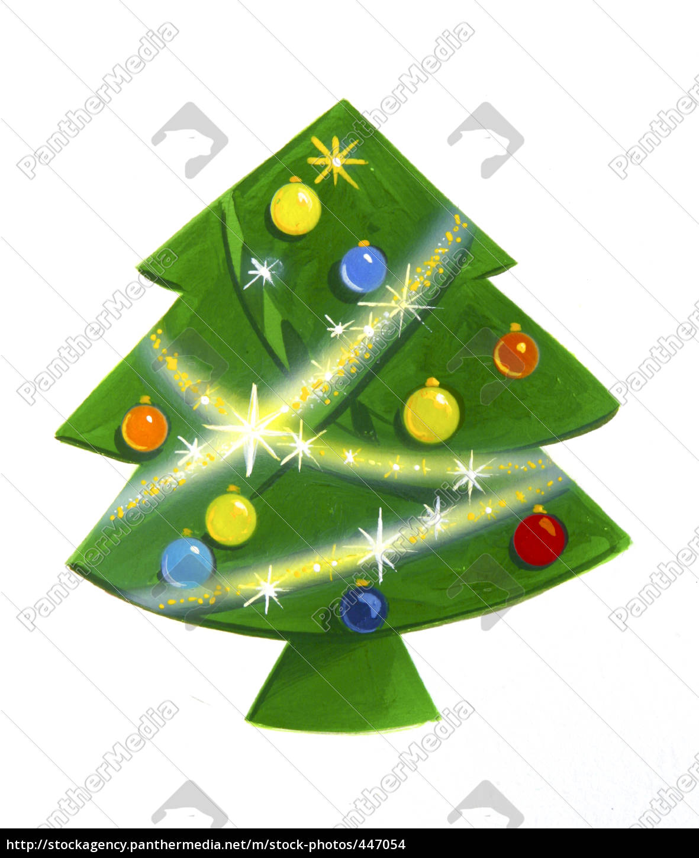 christmas, tree - 447054