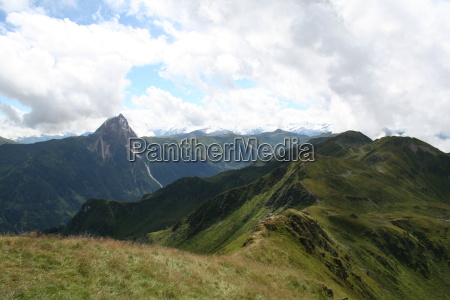 mountains stone alp rock tyrol meadow