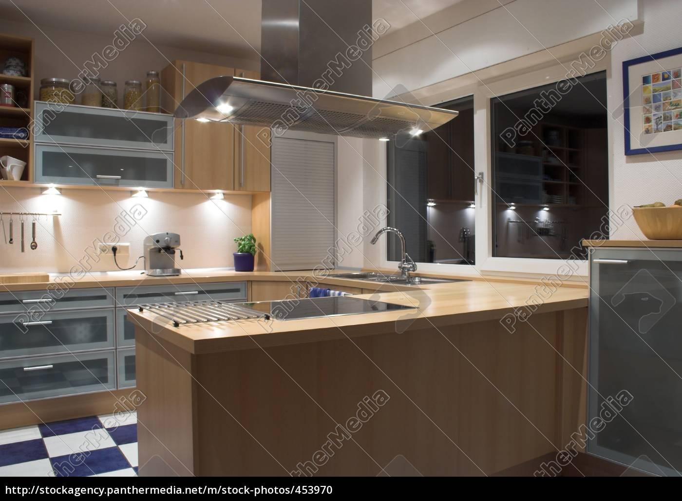 modern, kitchen, 1 - 453970