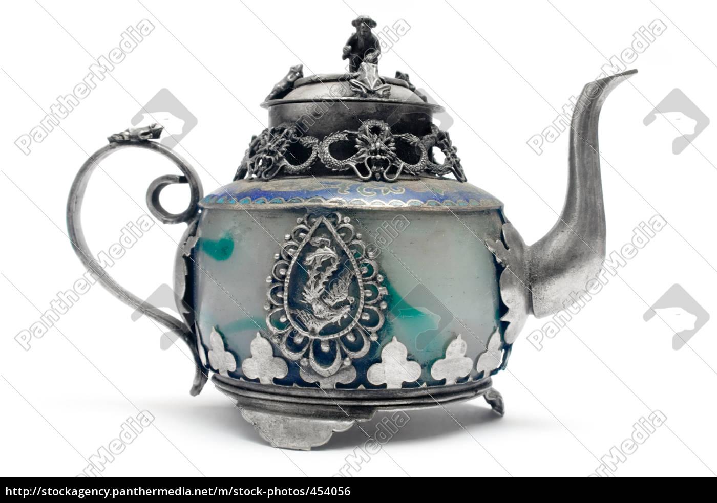 antique, teapot - 454056
