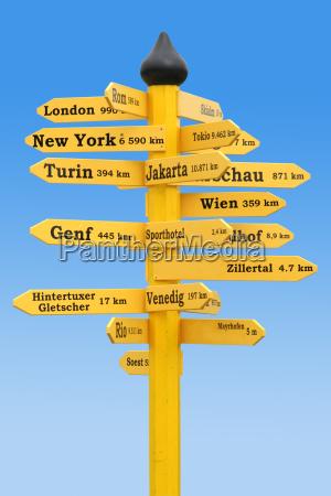 signpost - 458789