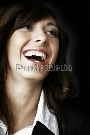 laughing, businesswoman - 460510