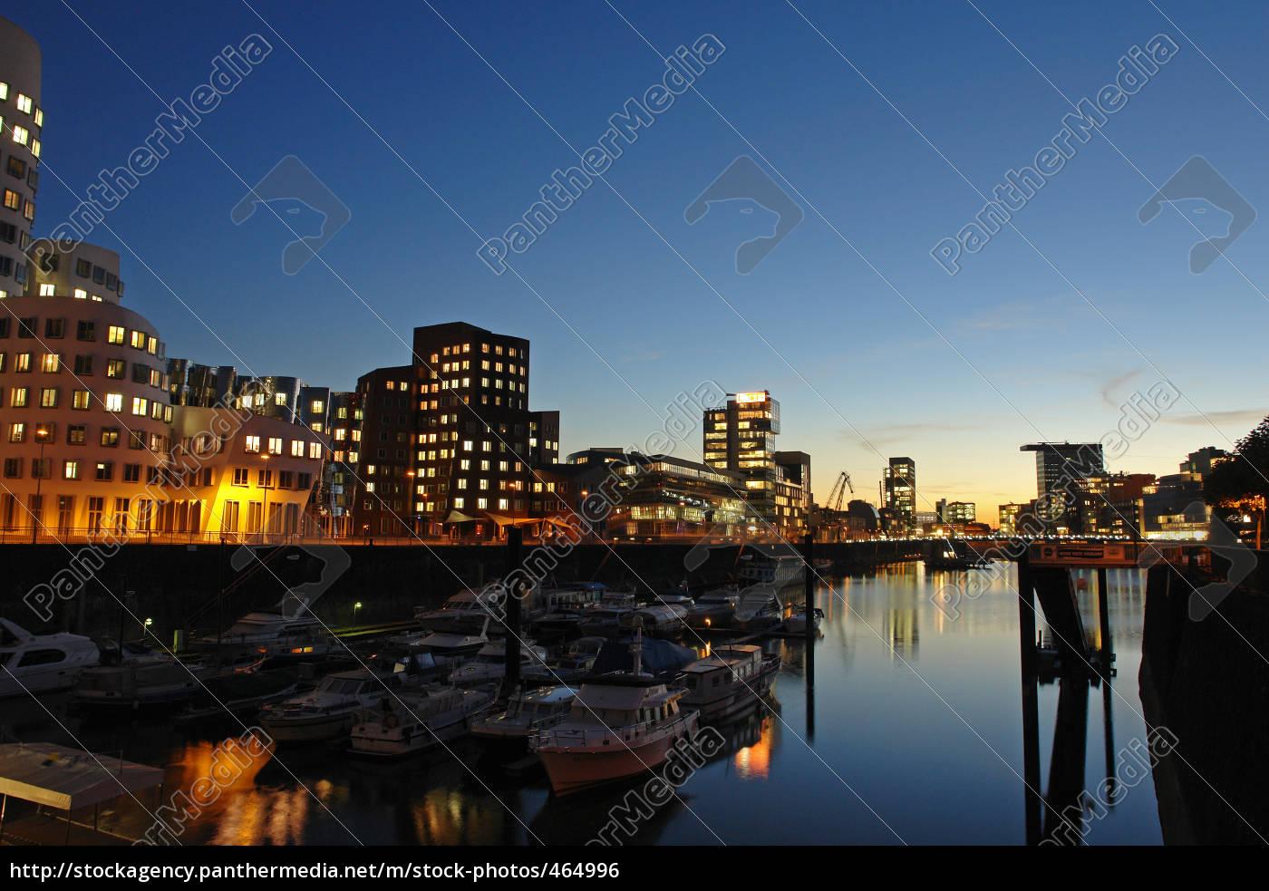 düsseldorf, media, harbour - 464996