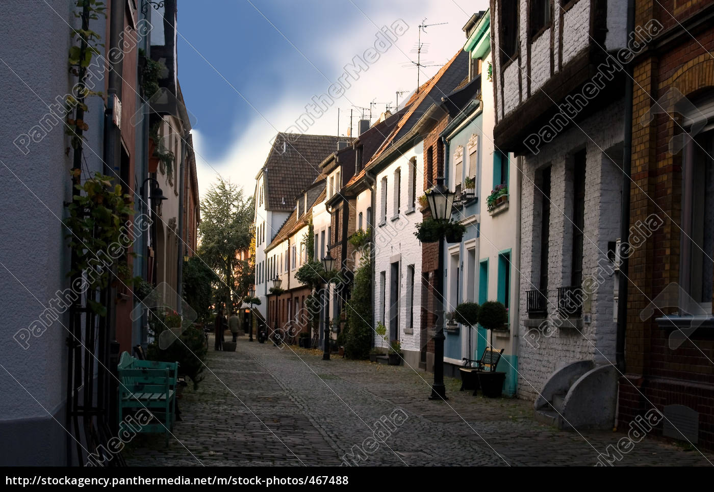 kempen, old, town - 467488