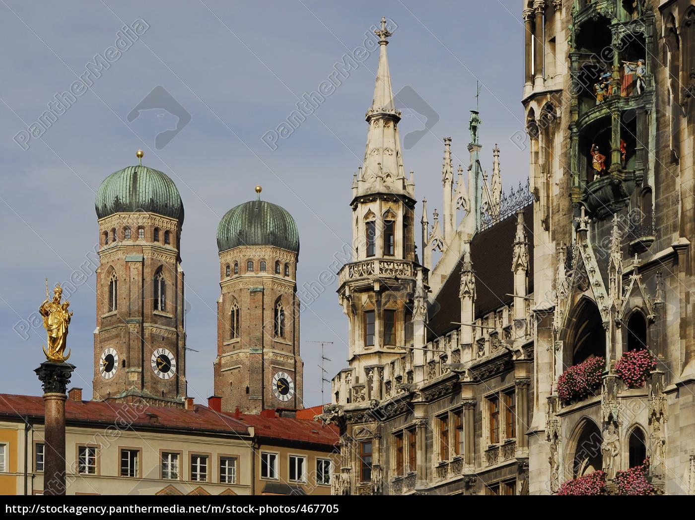marienplatz, munich - 467705