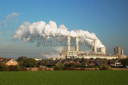 braunkohlekraftwerk - 468640