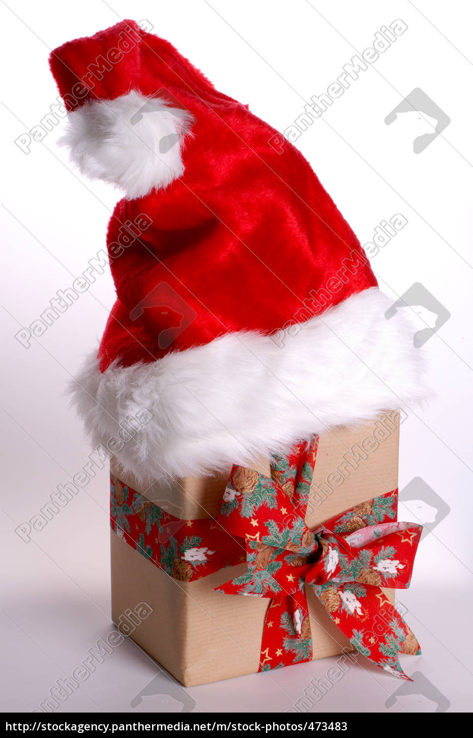 a, package, from, santa, claus - 473483