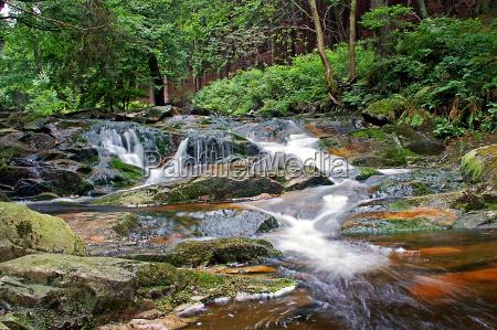 waterfall, romance - 474886