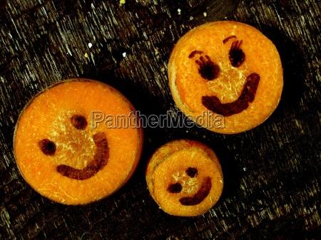 carrots heads