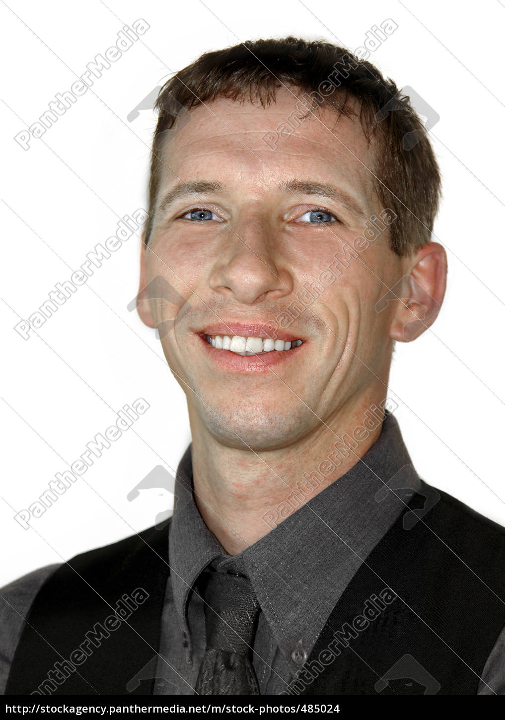 businessman, smiling, happily - 485024