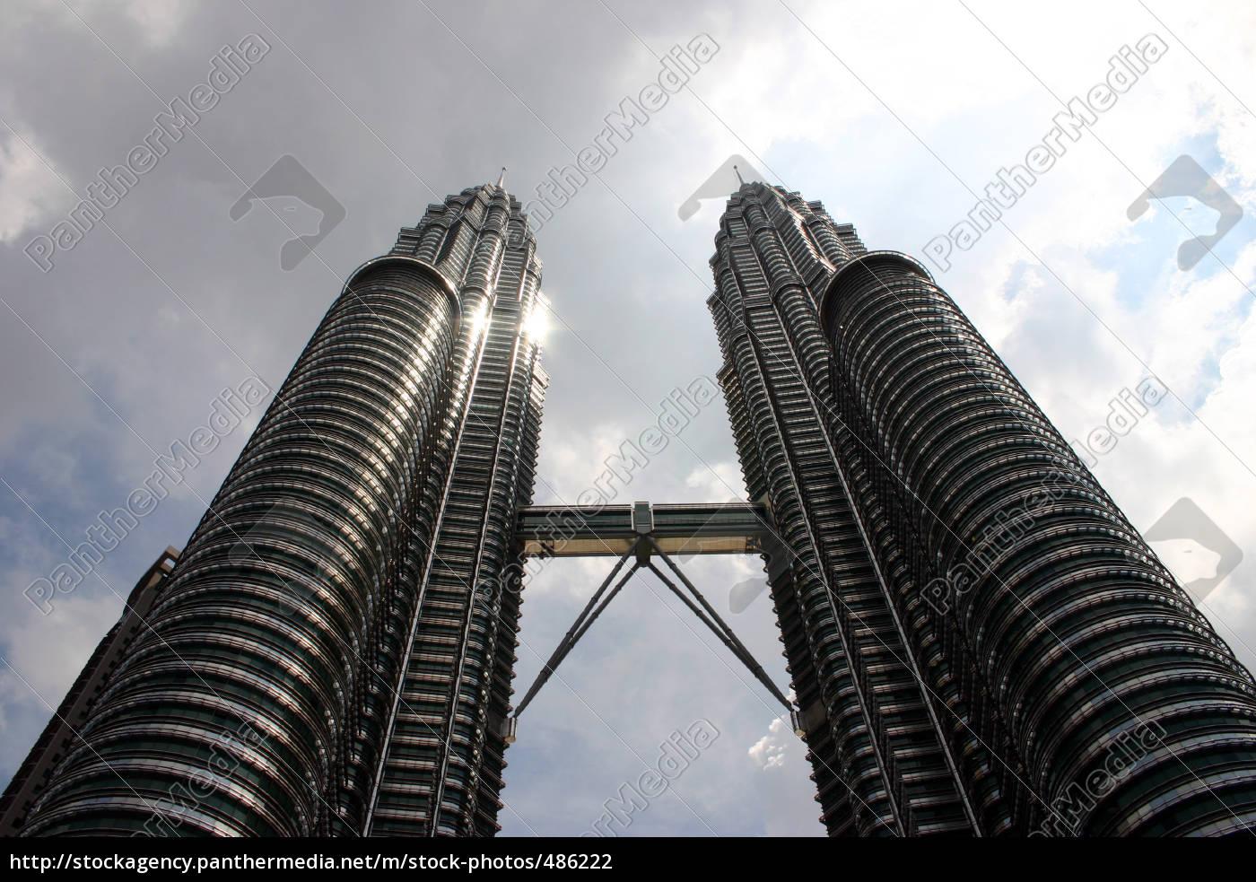 petronas, towers, in, kuala, lumpur - 486222
