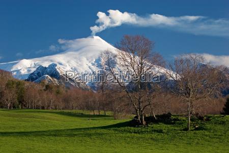 villarica, volcano - 486206