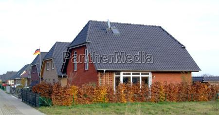 detached house settlement
