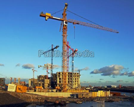 building, site, hafencity - 488215