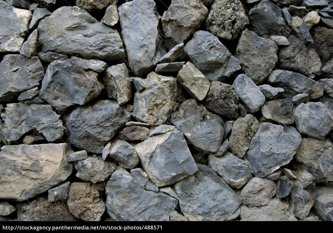 dry, stone, wall - 488571