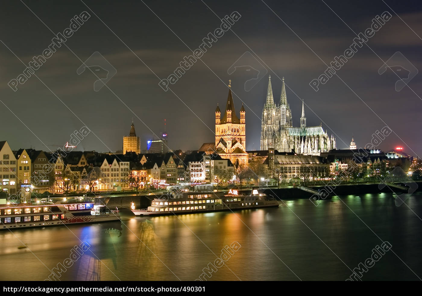 cologne's, old, town - 490301