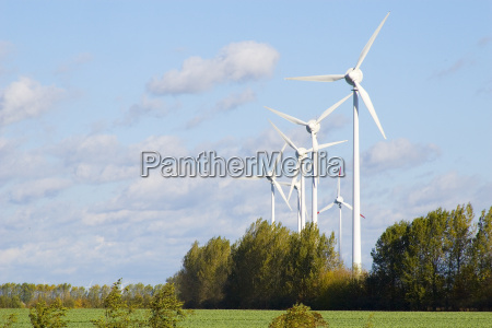 six, windmills - 490027