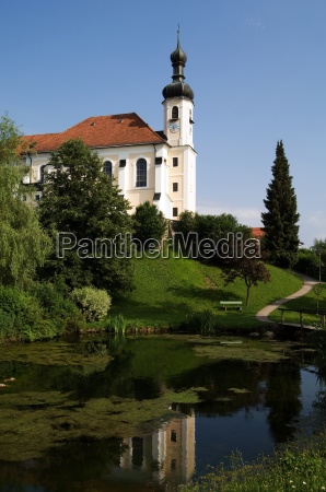 church, in, chiemgau - 491029