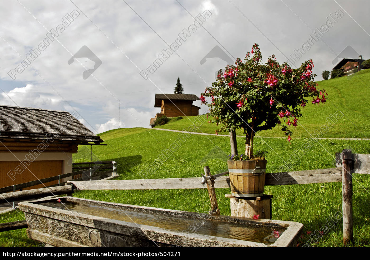 swiss, village - 504271