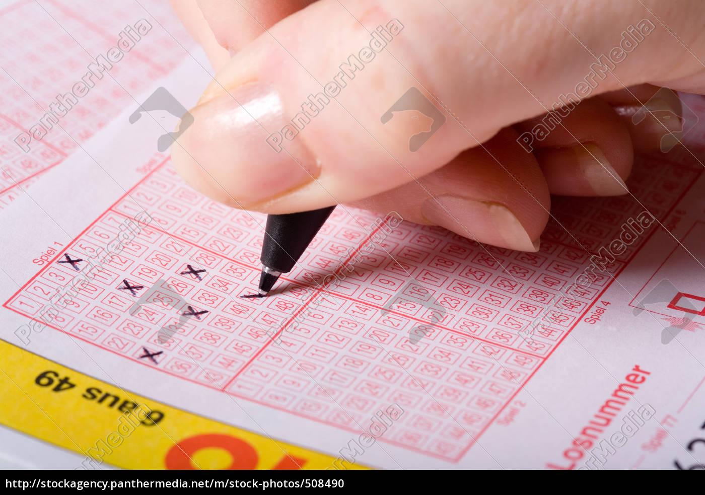 fill, lottery, ticket - 508490