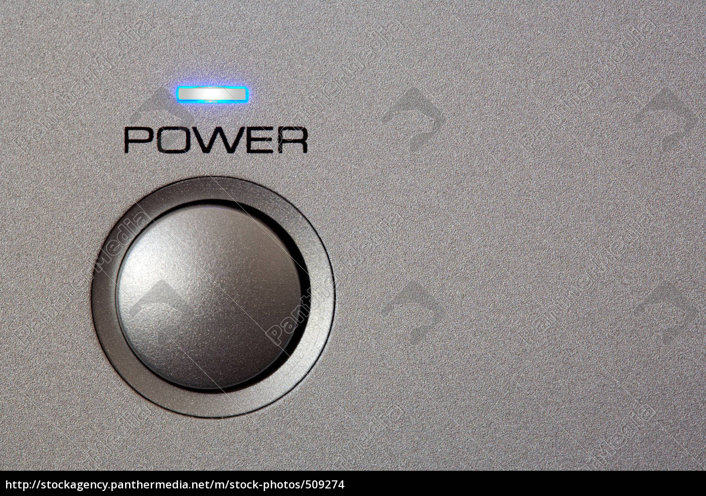 power, button - 509274