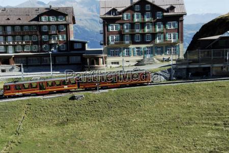 jungfraubahnen top of europe air shoo