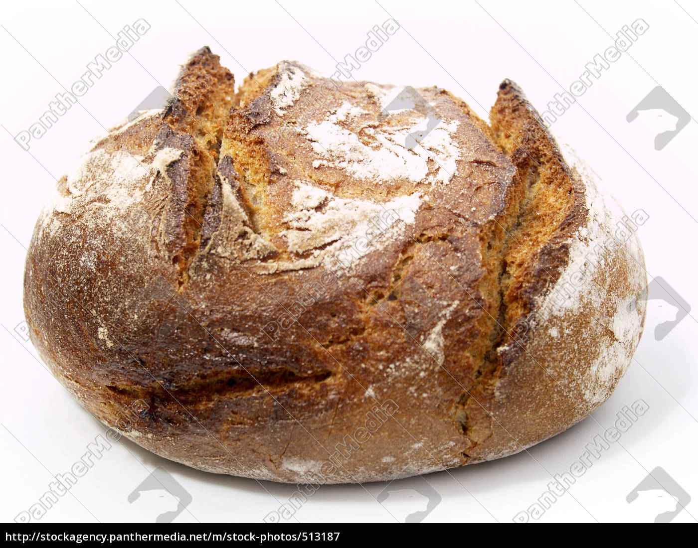 crusty, bread - 513187