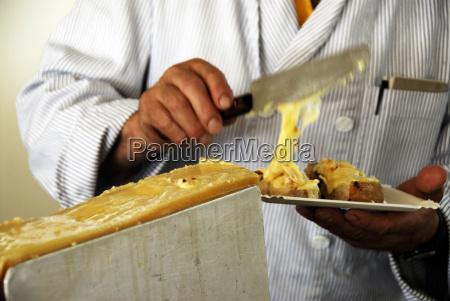 swiss, raclette - 513635