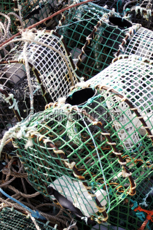 traps during drying