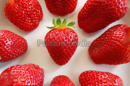 fresh, strawberries - 514504