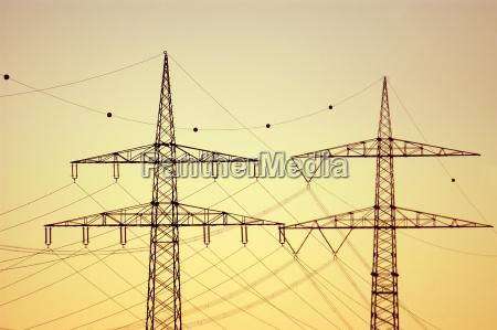 power, poles - 514742