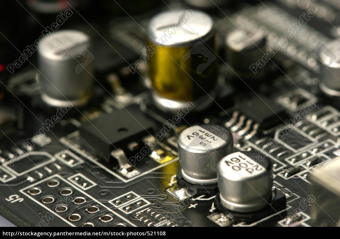 circuit, board - 521108