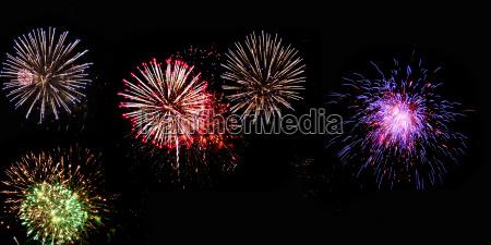 fireworks - 521482