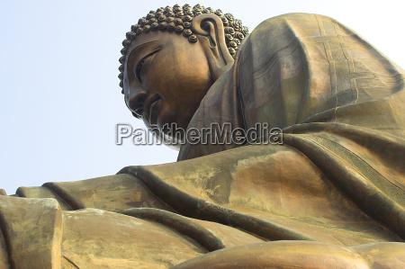 hong, kong's, gigantic, buddha - 521465