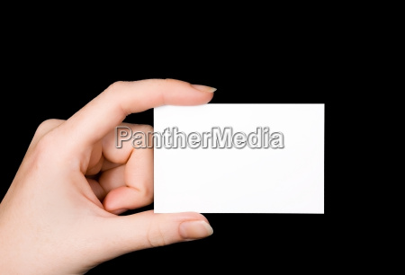 business, card - 526316