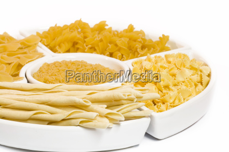 assortment, of, different, pasta - 528344
