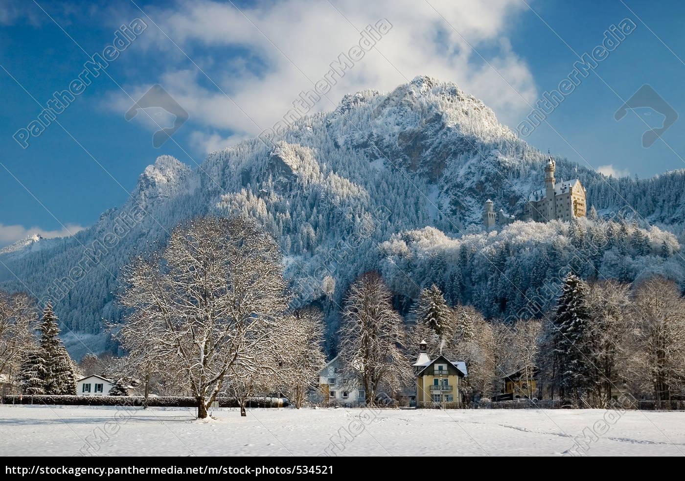 majestic, winter - 534521