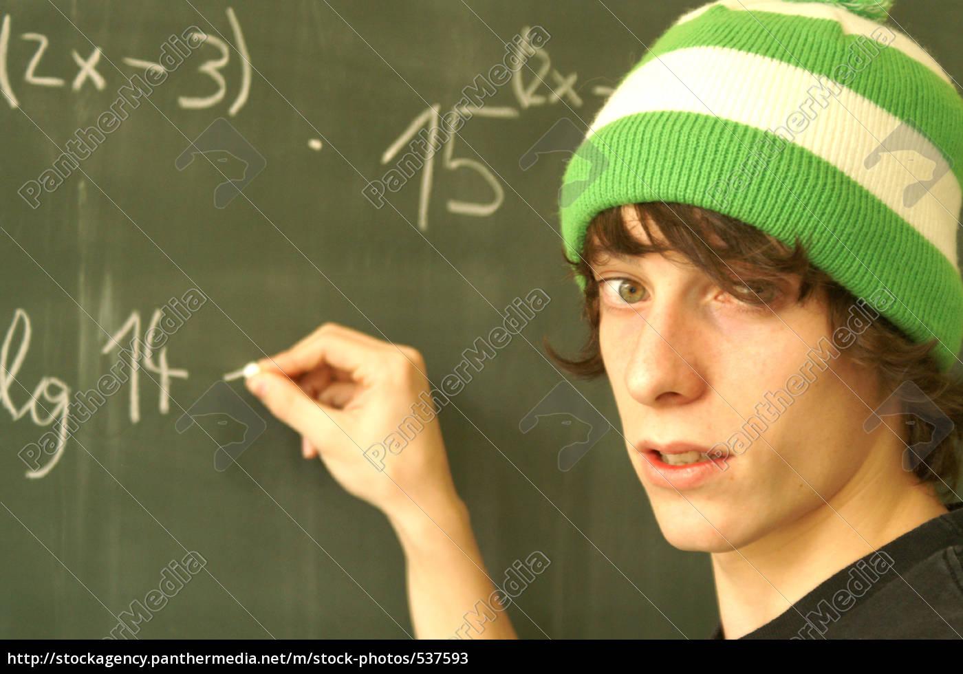 high, school, student - 537593