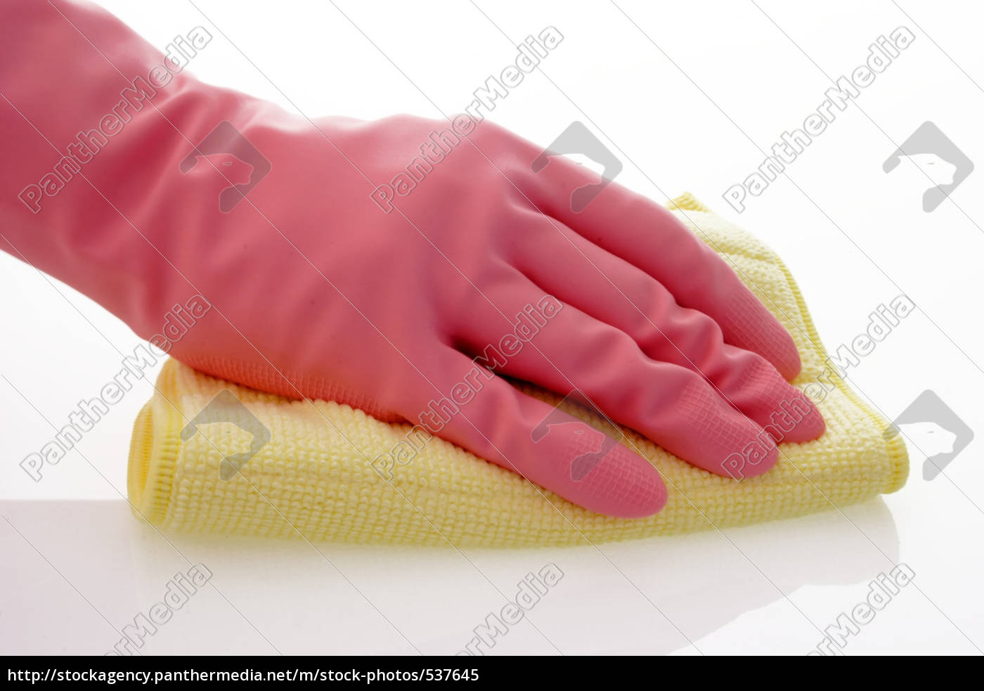 rubber, gloves - 537645