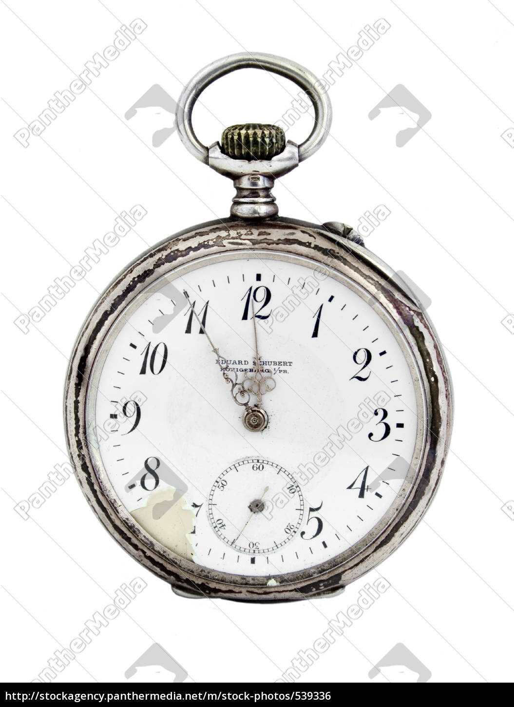 old, pocket, watch - 539336