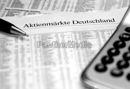 germany stock market