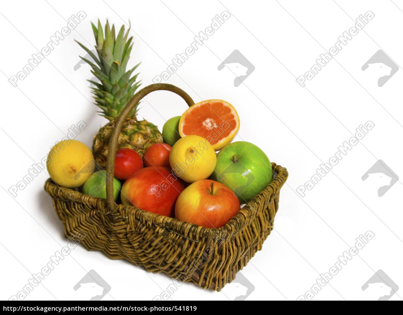 fruit, basket - 541819