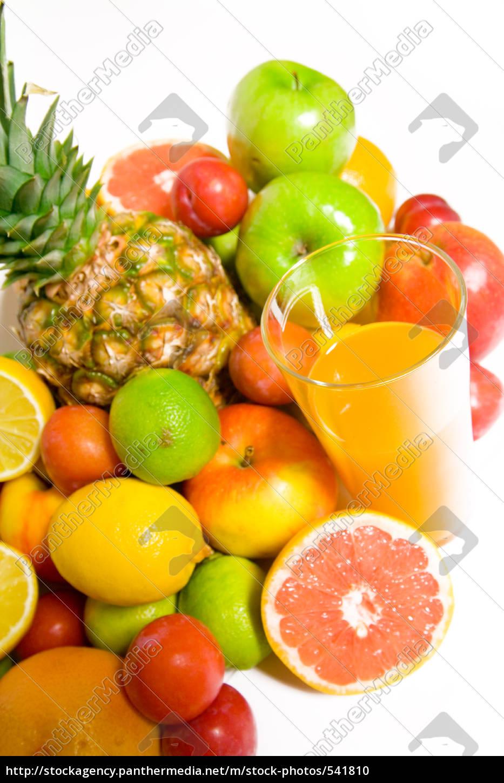 fruit, juice - 541810