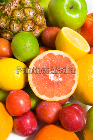 mixed, fruit - 541842
