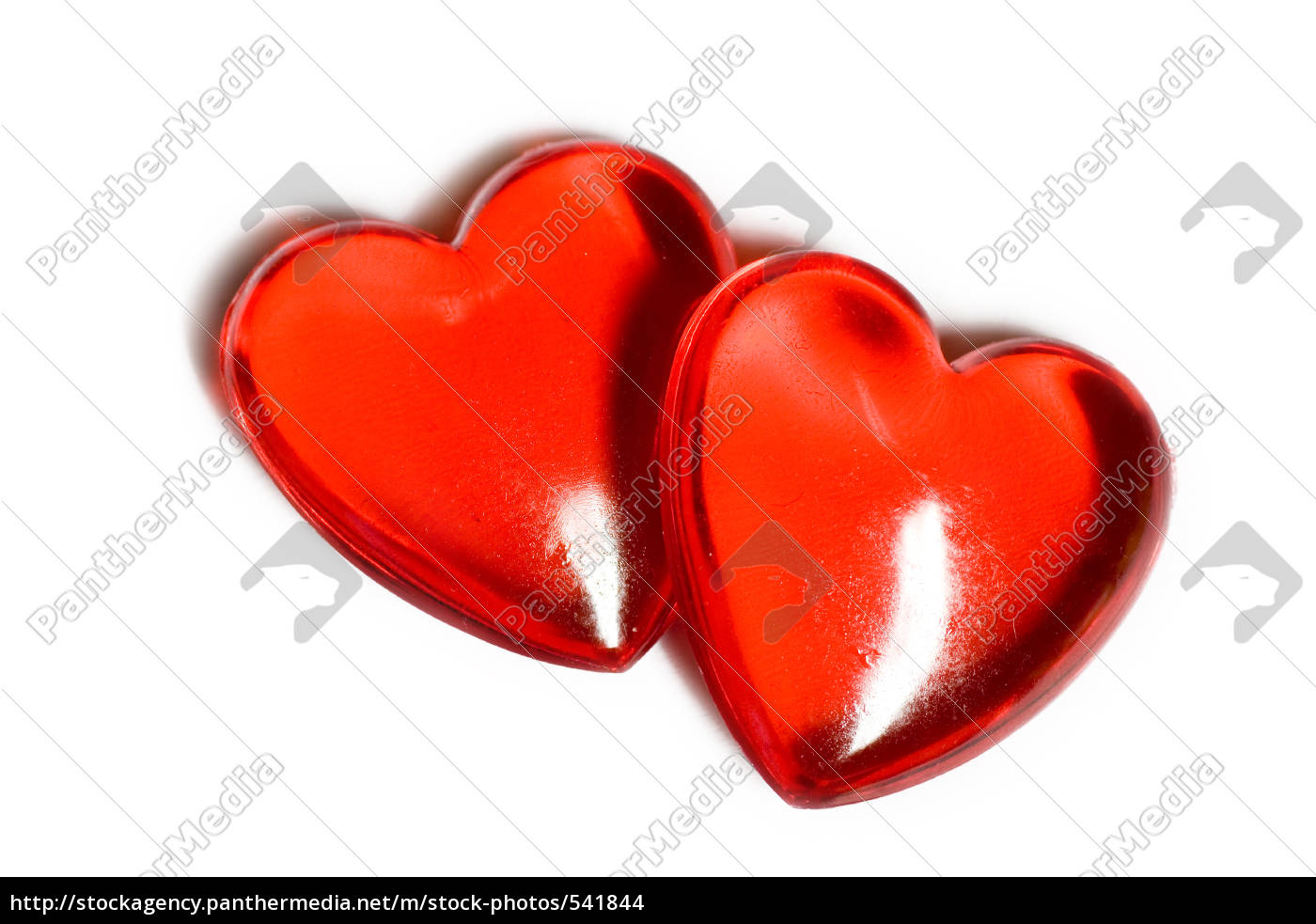 red, hearts - 541844